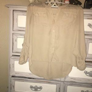 Very dressy women's shirt size small